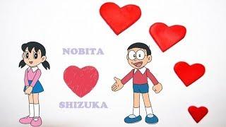 Desi Desi Na Bolya kar 2 [ Nobita Shizuka Love Story ] New Haryanvi Song