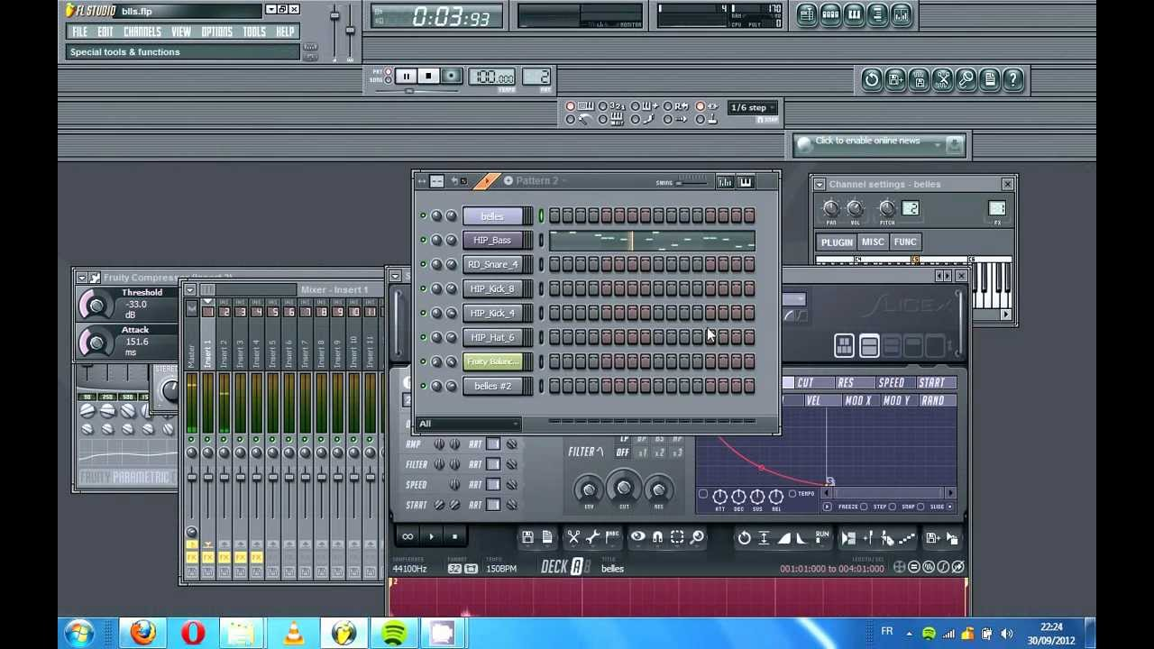 Beat FL Studio With Mike Oldfield Tubular Bells Part 1 Sample ...