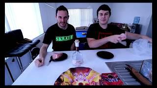 Doom Eternity Bone Vodka unboxing and taste test!
