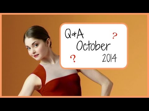Back Flexibility? Gaynor Mindens? Q&A October 2014 | Kathryn Morgan