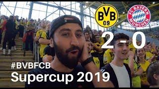 Supercup 2019 Stadion Vlog | Borussia Dortmund vs FC Bayern München