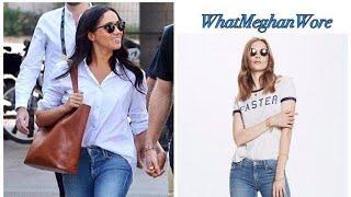 Jeans di tendenza 2018: come Meghan Markle insegna