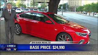Ed Wallace 2018 Buick Regal GS
