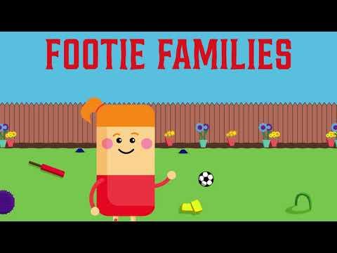 FAW Trust Footie Families