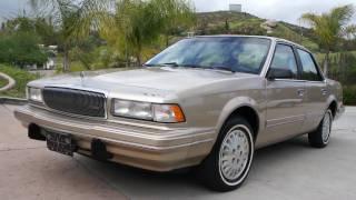 1994 Buick Century 3100 Sedan 6 Cyl 29,000 Orig Miles
