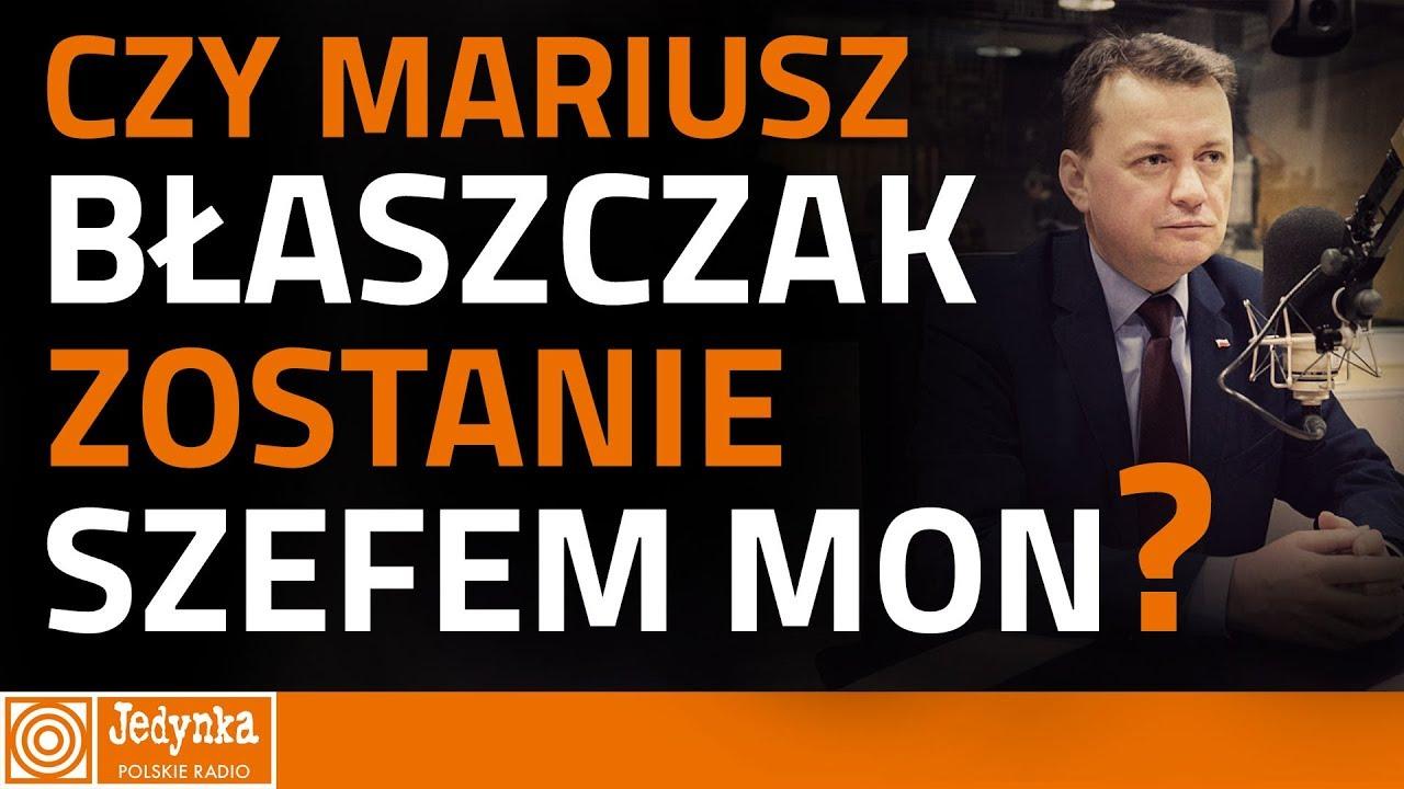 Błaszczak:  Andrzej Duda miał wpływ na rekonstrukcję rządu