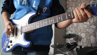 linkin park with you guitar cover (6 string)