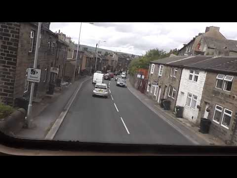 017 West Yorkshire Bus Ride