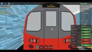 Roblox Mind The Gap Simulator Board on 1995 Stock Dellgate to Wellesley