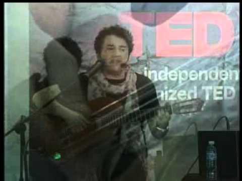 Akim El Sikameya at TEDxAlger