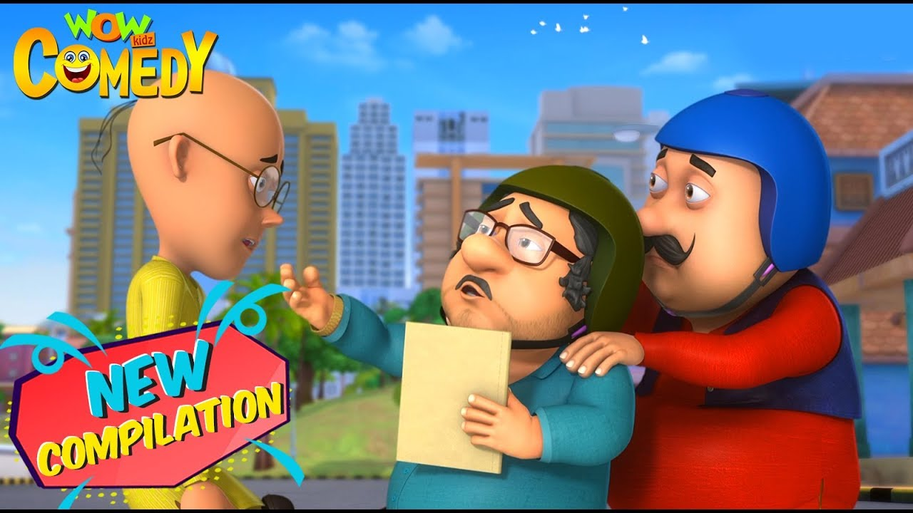 Download Motu Patlu Cartoon in Hindi | New Compilation 50 | New Cartoon | Hindi Cartoon