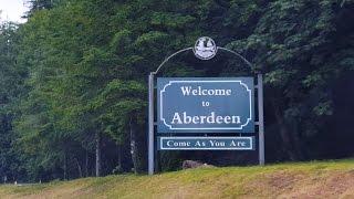 Aberdeen, WA: A Drive To Kurt's House