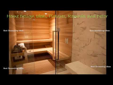 Bathroom With Sauna Designs Luxury Design Picture Ideas