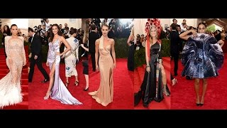Met Gala 2015 Fashion: Best and Worst Dressed