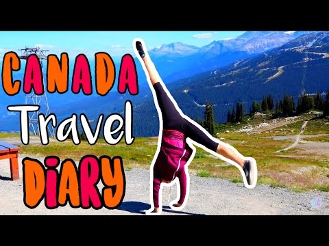 Canada Travel Diary (Whistler and Vancouver) | Diana Ang