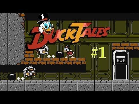 Let's Play - Duck Tales (1989 Original) - P1