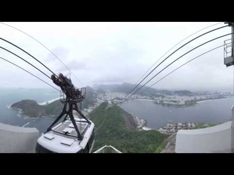 RIO DE JANEIRO  360 VR VIDEO. MADRID VR 360. FWP MEDIA.