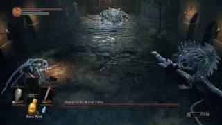 Dark Souls 3 - Vordt vs Dancer vs Oceiros