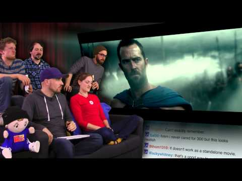 300: Rise of an Empire Trailer! - Pre PAX...