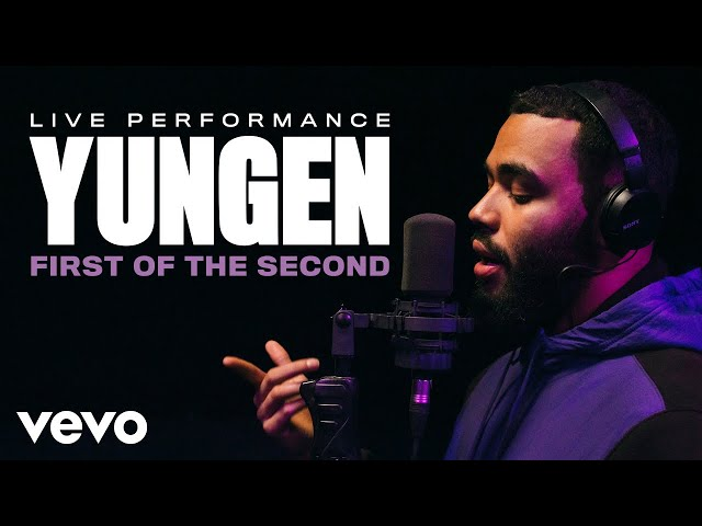 Yungen - First of the Second (Live) | Vevo Live Performance