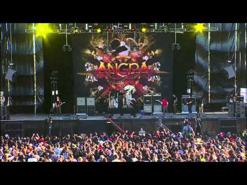 Angra - Hell and Heaven Festival 2014