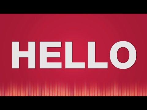 Hello SOUND EFFECT - Hello SOUNDS