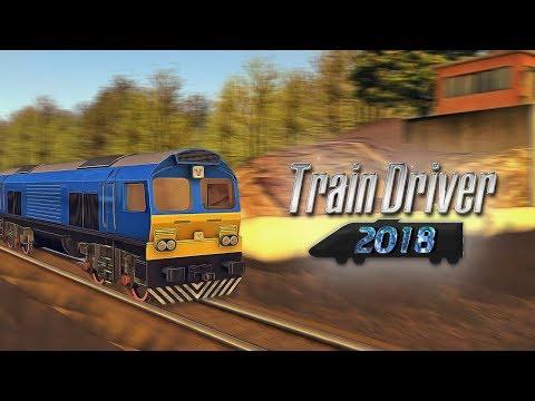 Train Driver 2018 - Android & iOS - Trailer