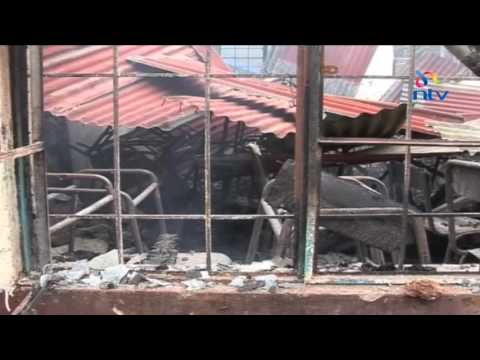 Second case of arson reported at Malindi High School barely 24 hours after first incident