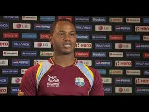 T20 WORLD CUP 2016 - West Indies vs England Post Match Full Press Conference Marlon Samuel Interview