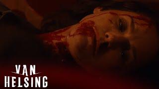 VAN HELSING | Season 1, Episode 2: 'Home Invasion' | SYFY