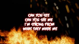 Black Veil Brides - Youth and Whiskey Lyrics [HD]