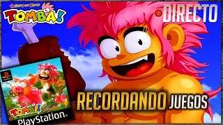 Vídeo Tomba! PSN