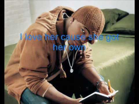 Neyo got her own lyrics