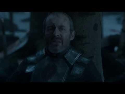 Stannis Final Scene - Game Of Thrones S05E10
