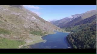 lac d estaing  Hautes Pyrenees Val d'AZUN