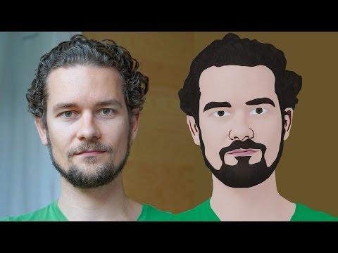 GIMP Cartoon Effect Tutorial | Photoshop Alternative | #44