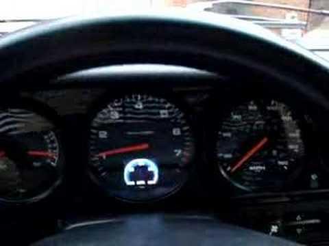 Custom Porsche C2turbo PLX gauge