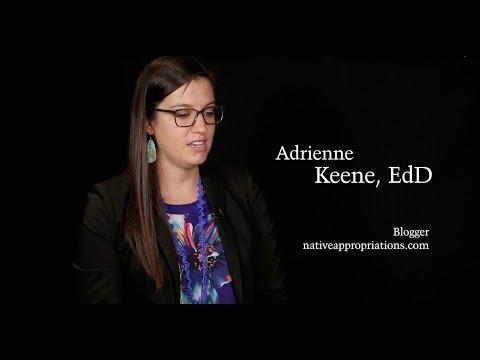 Current Conversations: NCORE 2016, Adrienne Keene, Episode #107