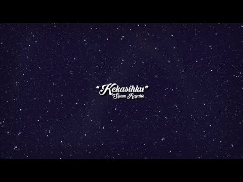 Syam Razalie - Kekasihku (OST Bahagia Bukan Bidaan)