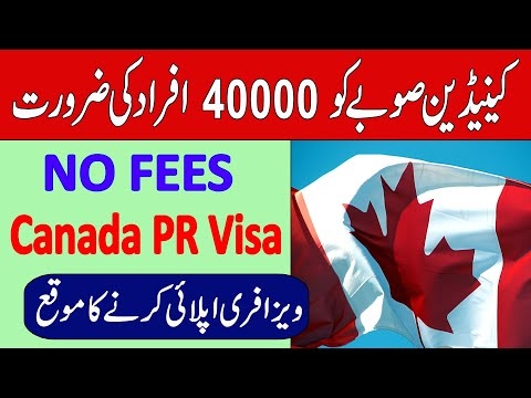 Free Visa: PR Program Of Canadian Province Alberta | Immigrate To Canada In 2020