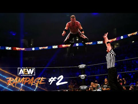 History Was Made in the First Ever Match on Rampage | AEW Rampage, 8/13/21
