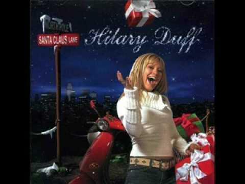 01. What Christmas Should Be- Hilary Duff HQ + Lyrics