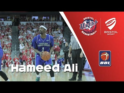 Bristol Flyers - Introducing Hameed Ali