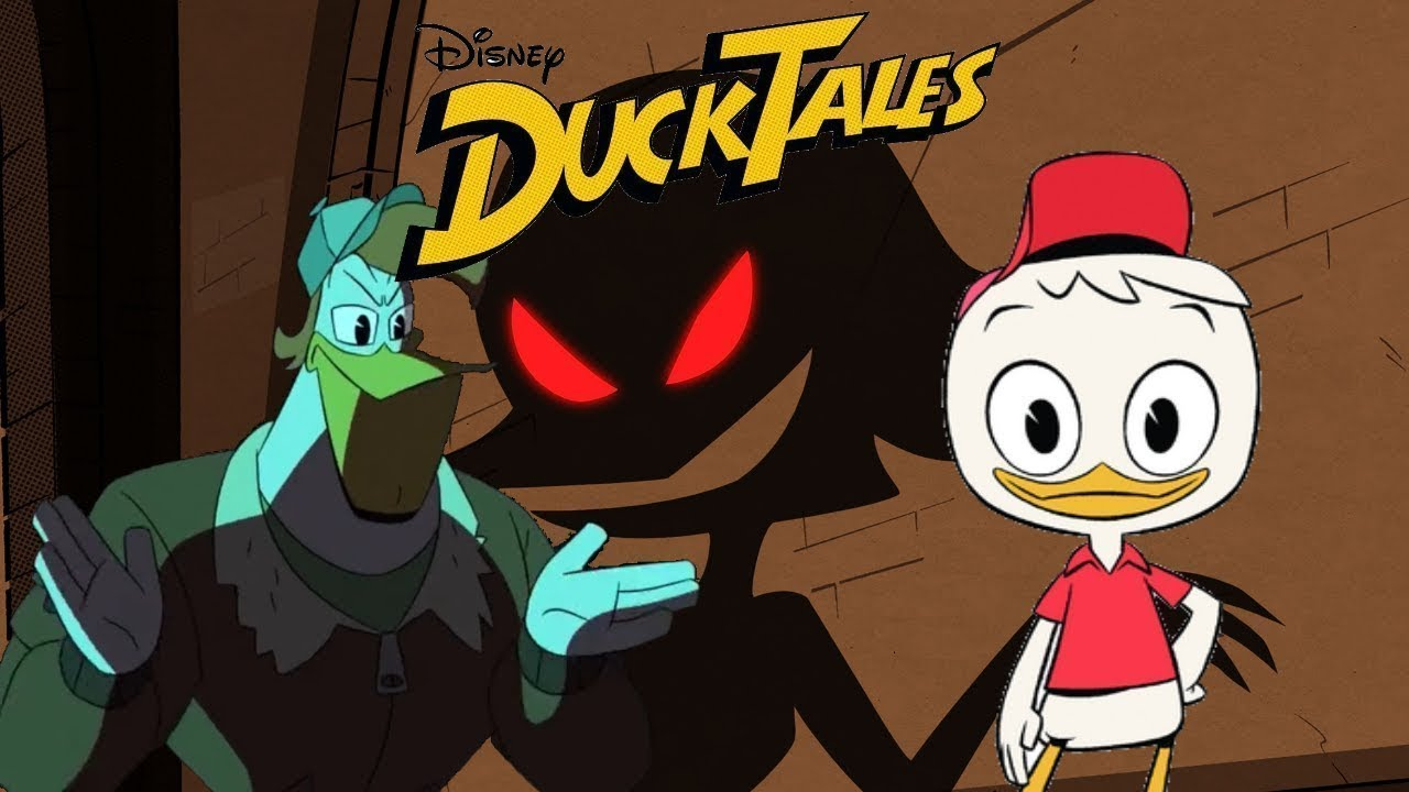 mr who reviews - ducktales - episode 15 - jaw
