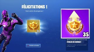 VOICI HOW TO WIN 35 PALIERS - FREE TO FORTNITE SAISON 8 - PS4/XBOX ONE/PC/SWITCH! 😱