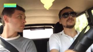 Уроки вождения. Как научиться водить автомобиль машину ч.2