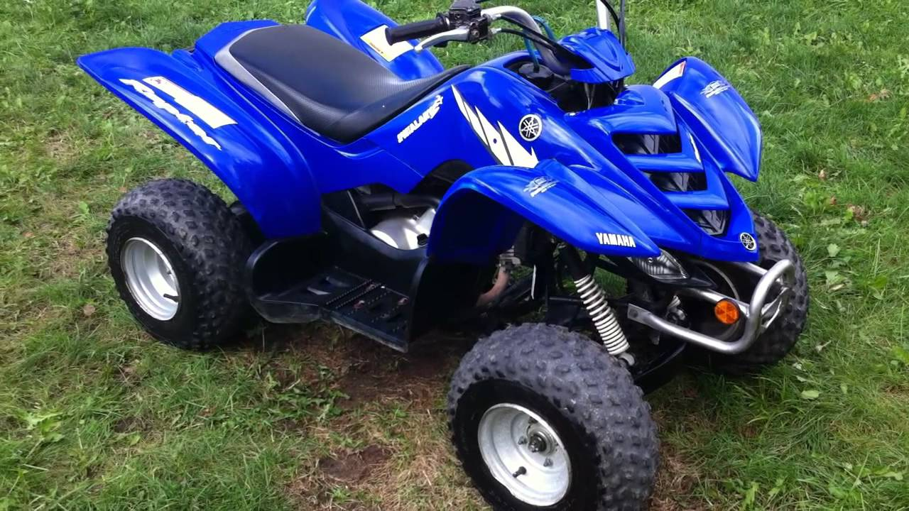 quad yamaha homologue 50cc