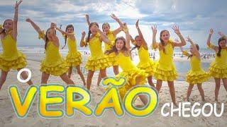 O VERÃO CHEGOU ⛱🌞(Clipe Oficial) HIT DO VERÃO - Milena Stepanienco (Mileninha) 8 anos thumbnail