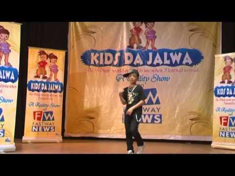 Kids Da Jalwa amritsar special 2014 group A+B