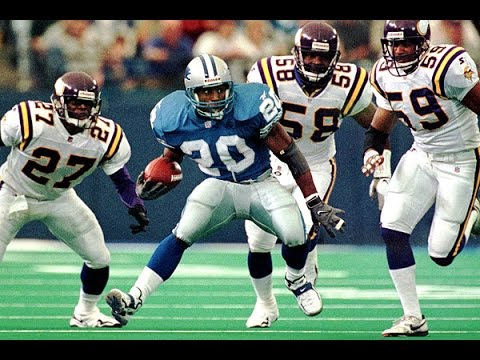What If 150 Elusiveness BARRY SANDERS Were In TODAYS NFL?!